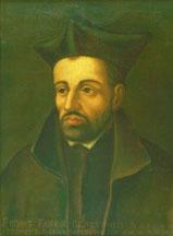 Pierre Favre, SJ (Peter Faber)