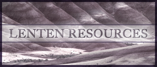 Ignatian Lenten Resources
