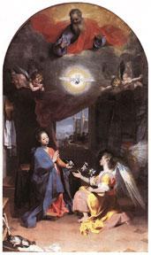 Barocci-Annunciation