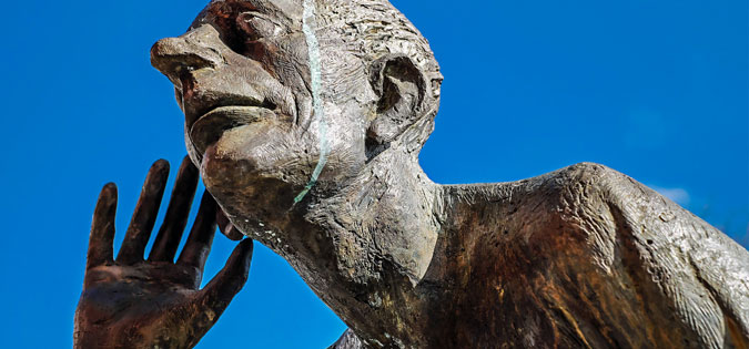 listening sculpture