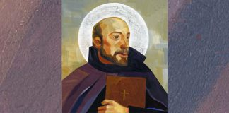 St. Ignatius Loyola by Rafael Lopez