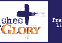 From Ashes to Glory - Pray for Light
