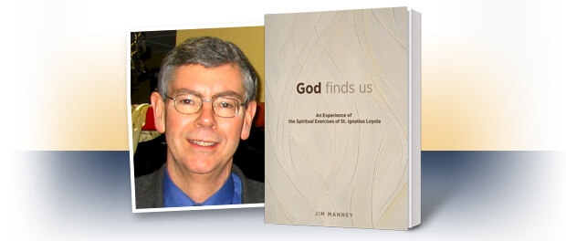 God Finds Us by Jim Manney