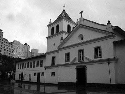 Patio do Colegio Sao Paulo Brazil