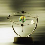 science globe