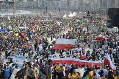 World Youth Day Rio de Janeiro 2013
