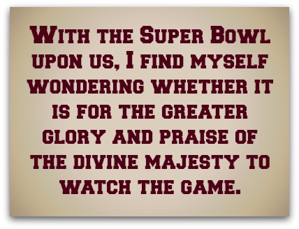 Super Bowl quote Tim Muldoon