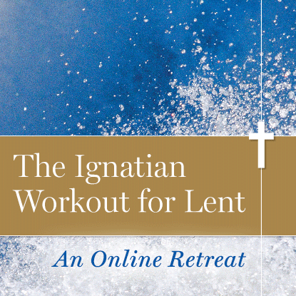 Ignatian Workout for Lent Online Retreat with Tim Muldoon