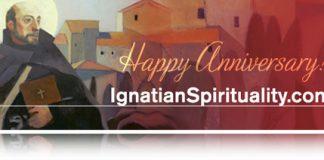 Happy Anniversary IgnatianSpirituality.com