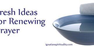 renewing prayer - water bowl