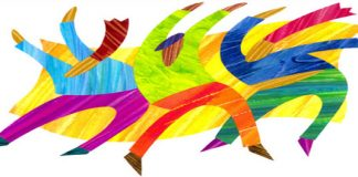 dancing - illustration