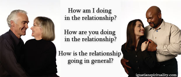 questions from the Relationship Examen