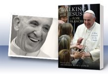 Walking with Jesus book by Pope Francis