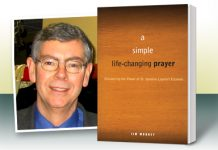 A Simple, Life-Changing Prayer by Jim Manney
