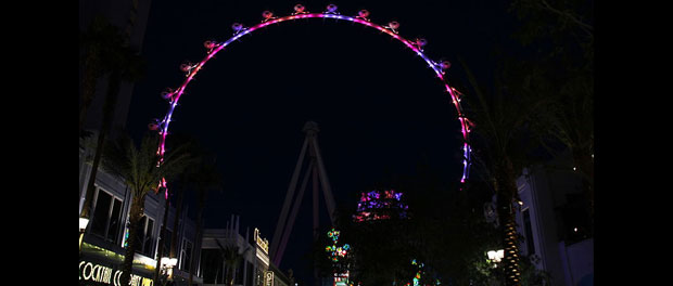 High Roller in Las Vegas (CC BY-SA 3.0)