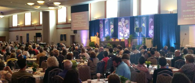 Ignatian Spirituality Conference 2015