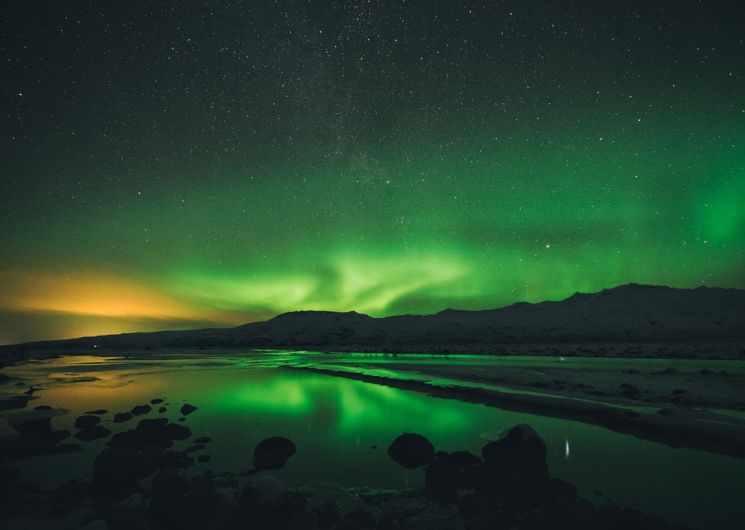mystery - Northern Lights - photo by Jonatan Pie on Unsplash