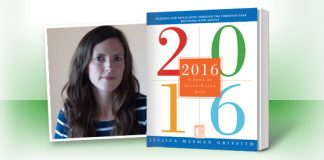 2016: A Book of Grace-Filled Days by Jessica Mesman Griffith