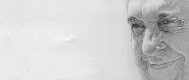 Portrait of Pope Francis by Bogdan Solomenco (CC0 1.0)