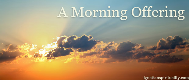 A Morning Offering - sunrise