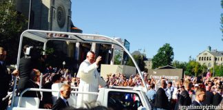 Pope Francis in Washington, DC, September, 2015