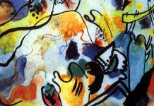 "Kandinsky ""The Last Judgment"""