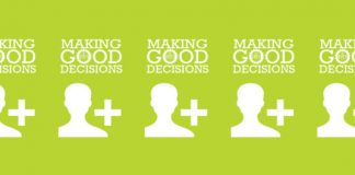 making good decisions banner from Irish Jesuits