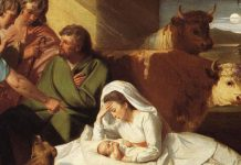 "Copley ""The Nativity"""