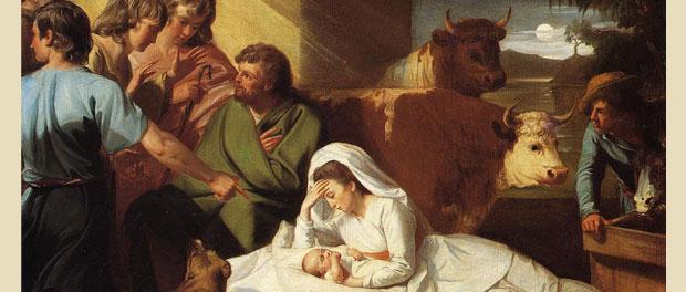 "Copley ""The Nativity"""