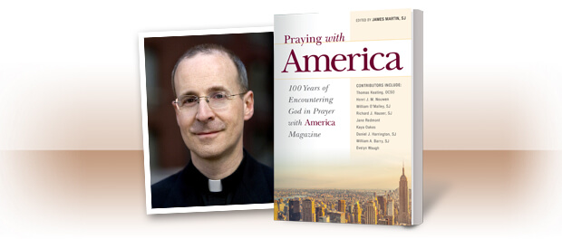 Praying with America: 100 Years of Encountering God in Prayer with America Magazine (book cover)