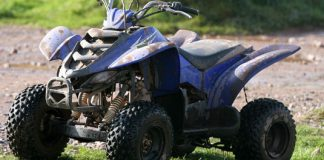 atv off-road vehicle