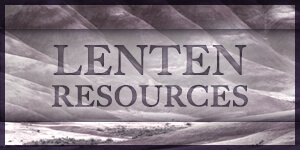 Ignatian Lent Resources