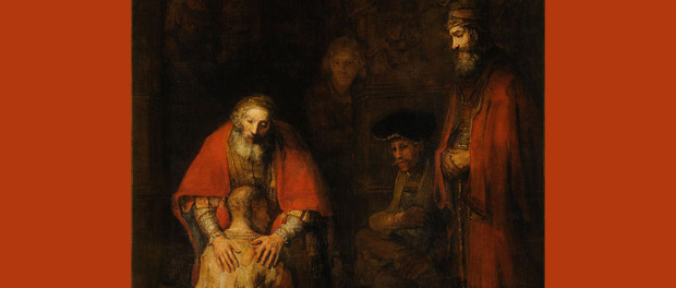 "Rembrandt van Rijn - ""The Return of the Prodigal Son"""