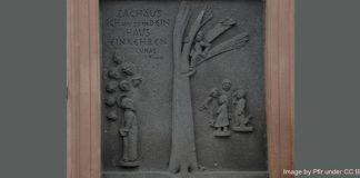 Zacchaeus - Image (cropped) by Pfir (CC BY-SA 3.0)