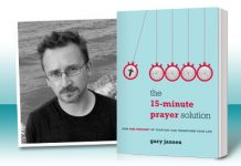 The 15-Minute Prayer Solution by Gary Jansen
