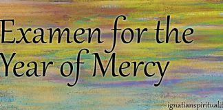 Examen for the Year of Mercy