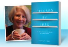 Blessed by Less by Susan V. Vogt