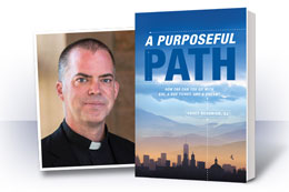 Fr. Casey Beaumier, SJ, and A Purposeful Path