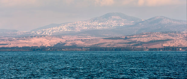 Listening on the Sea of Galilee - Ignatian Spirituality
