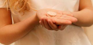 holding Communion