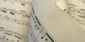 symphony - sheet music