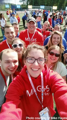 MAGIS 2016 - Mike Hayes group