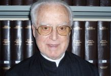 Father Roberto Busa, SJ