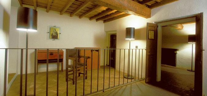 rooms of St. Ignatius