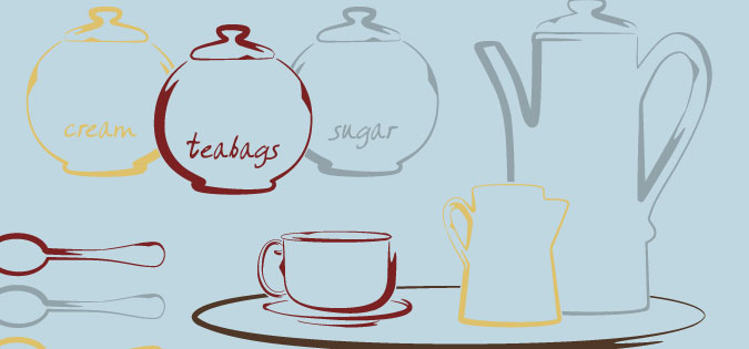 teatime supplies