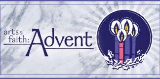 Arts & Faith: Advent series logo