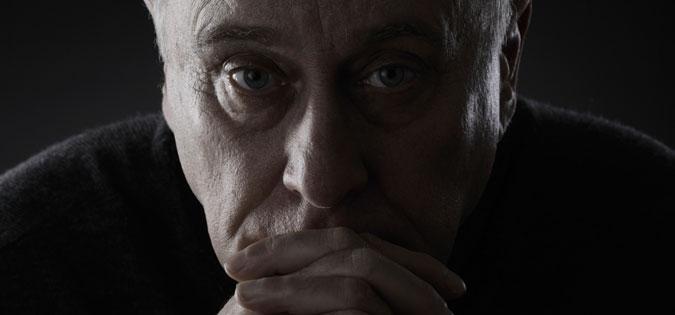 desolation - sad man