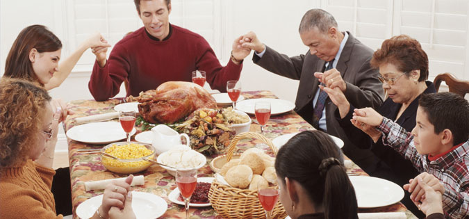 The Examen and Holiday Family Times - Ignatian Spirituality
