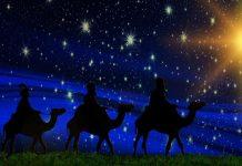 Magi and Star of Bethlehem