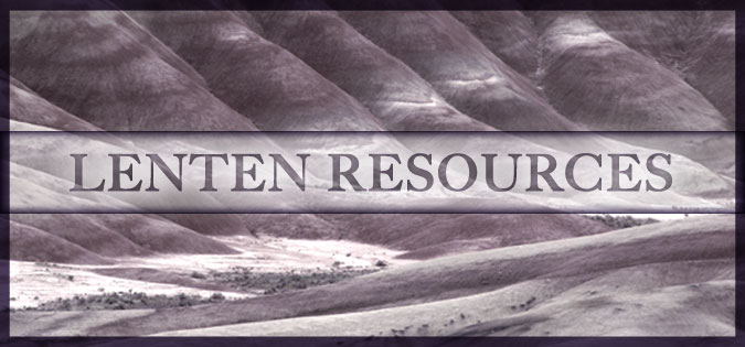 Lenten Resources from IgnatianSpirituality.com